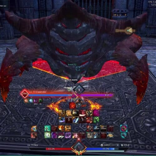 Training Ground Coming To TERA Console