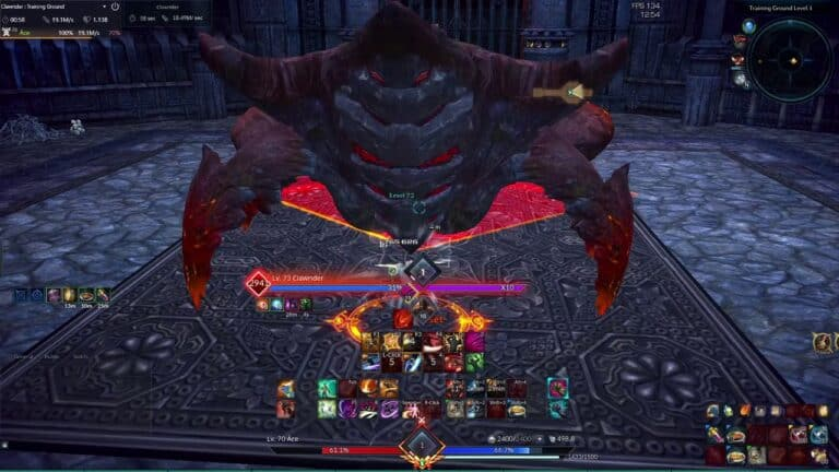 Training Ground Coming To TERA Console 1