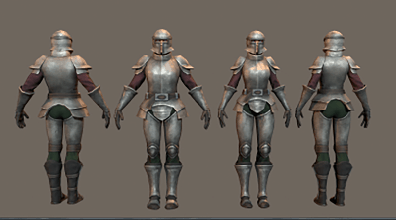 Titan Reach Dev Blog SHows Off Gear, Characters, NPCs, Environments, and More 2