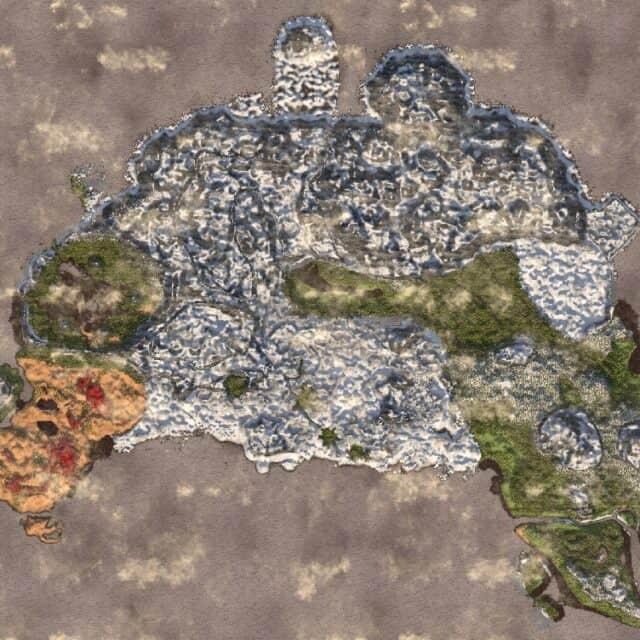 Northrend Recreated In Playable Valheim Mod
