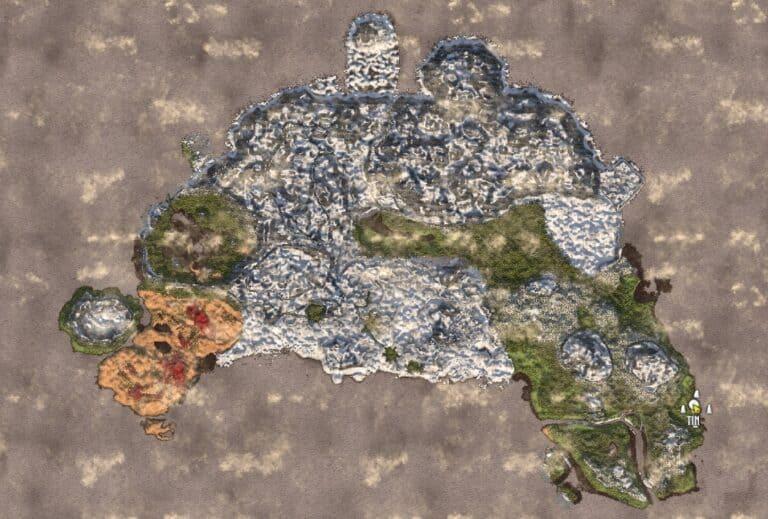 Northrend Recreated In Playable Valheim Mod 1