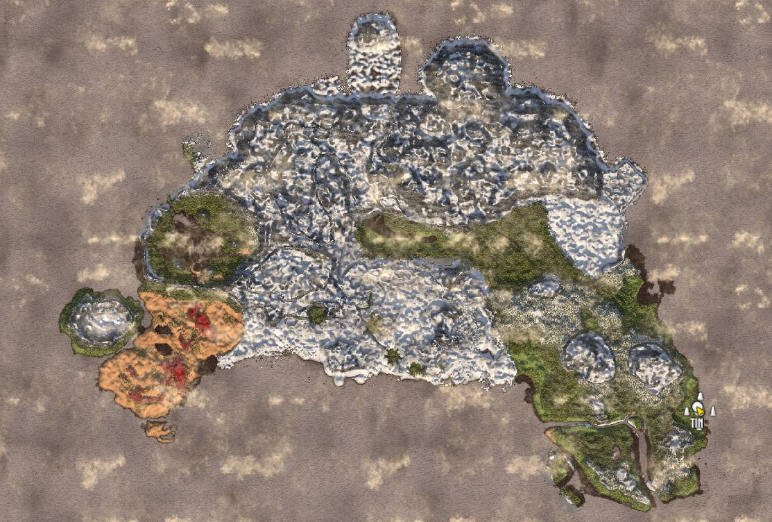 Northrend Recreated In Playable Valheim Mod 4