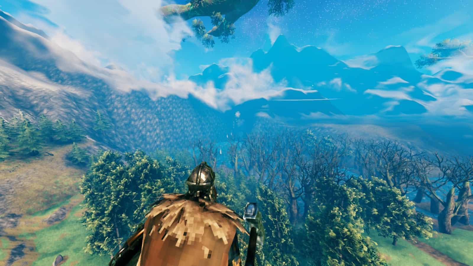 Northrend Recreated In Playable Valheim Mod 2