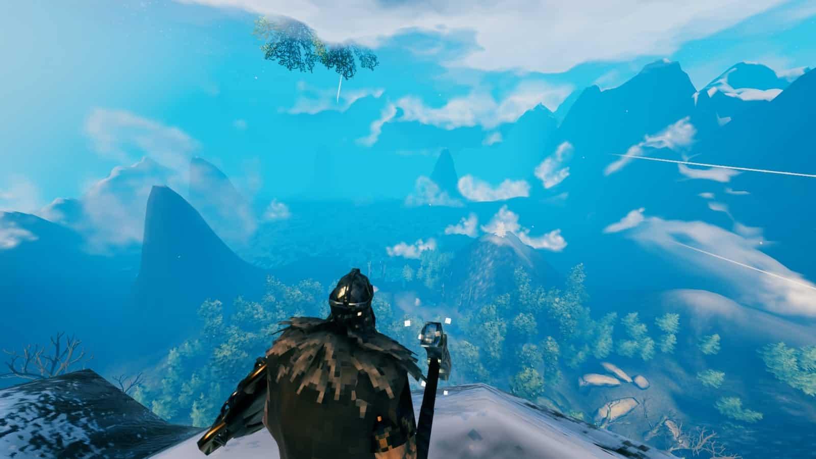 Northrend Recreated In Playable Valheim Mod 5