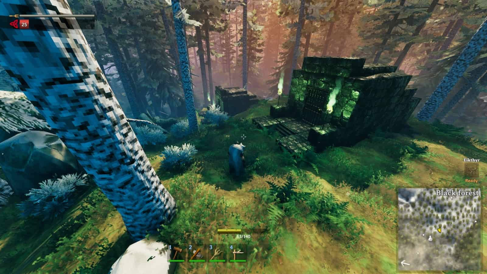 Northrend Recreated In Playable Valheim Mod 7