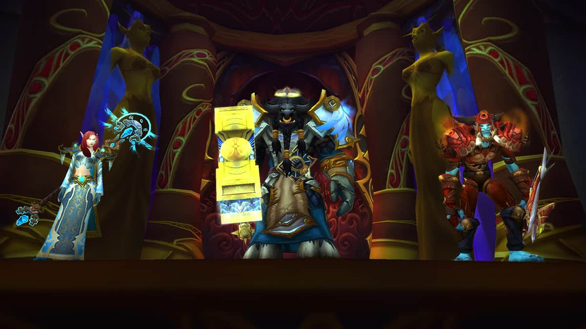 Show Off Your Transmog In The Trial Of Style 3