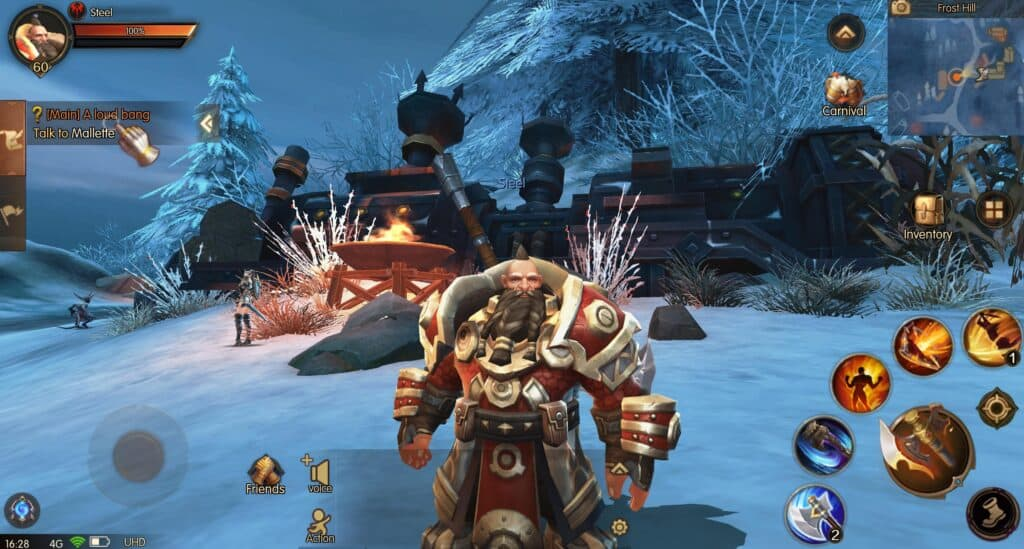 The Best Mobile MMORPGs In 2021 2