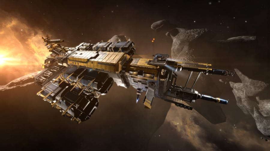 "EVE Online ""significant update to Industry"" On The Horizon 1"