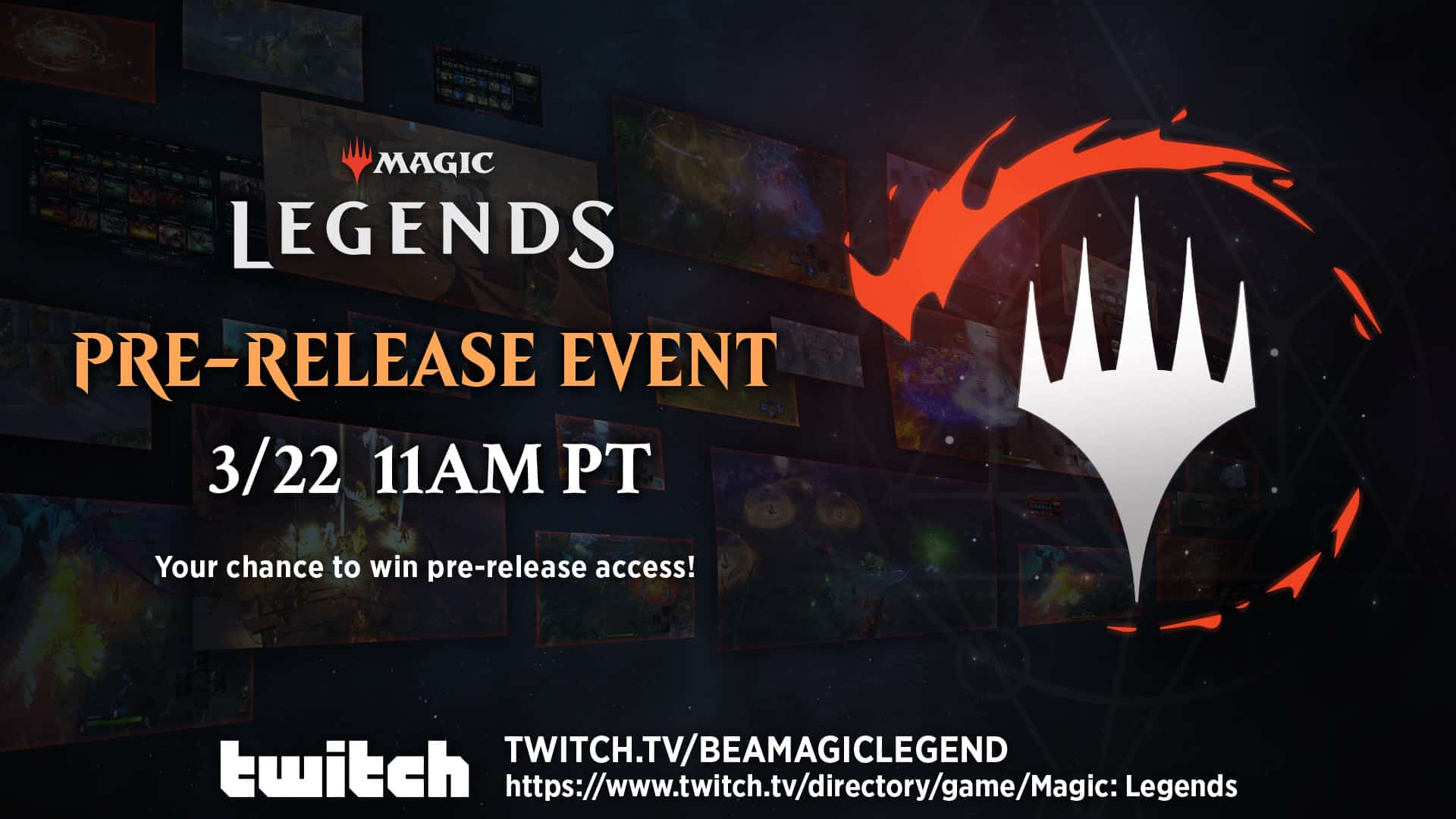 Magic: Legends Pre-Release Event March 22nd - Pre-Load Available Now 3