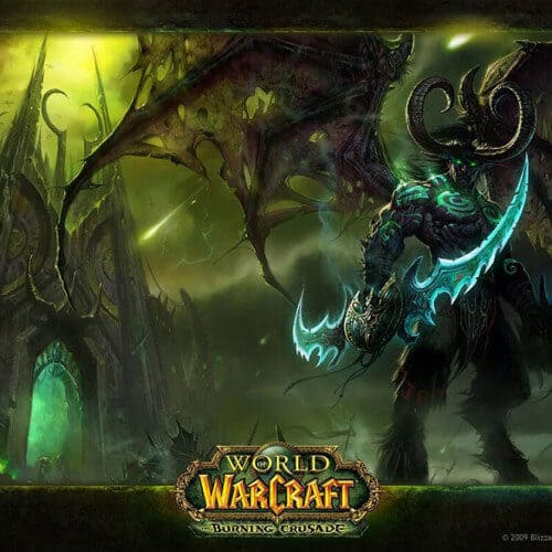The Burning Crusade Beta Will Begin This Month According TO Leaked E-mail