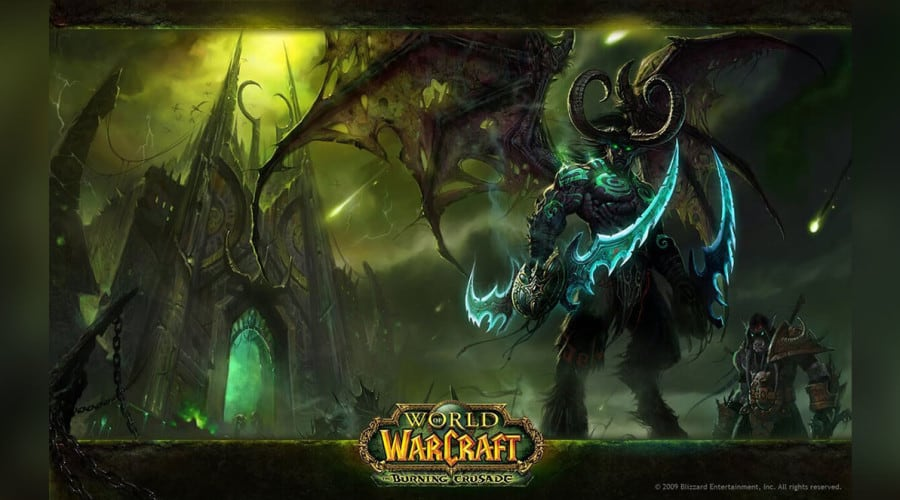 The Burning Crusade Beta Will Begin This Month According TO Leaked E-mail 6