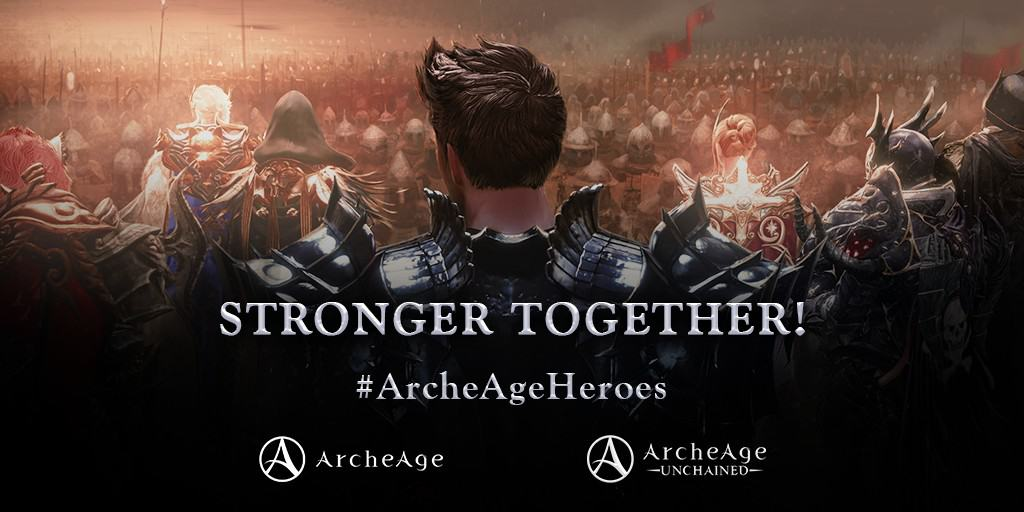 ArcheAge Celebrates Easter And Highlights Selected Guilds In #ArcheAge Stronger Together Campaign 1