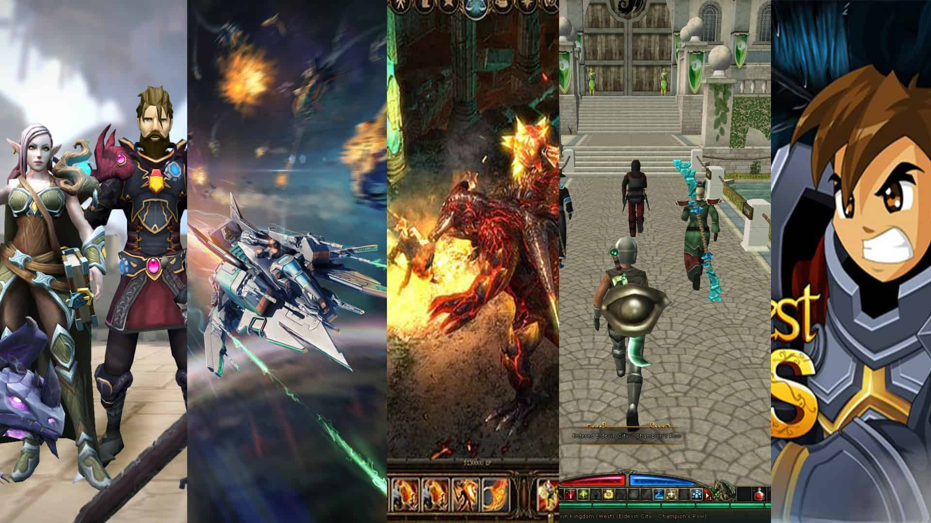 The 14 Best Browser MMOs In 2021 9