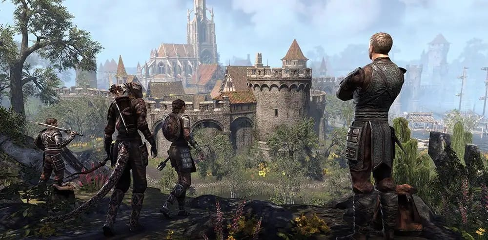 ESO Previews The Blackwood Zone