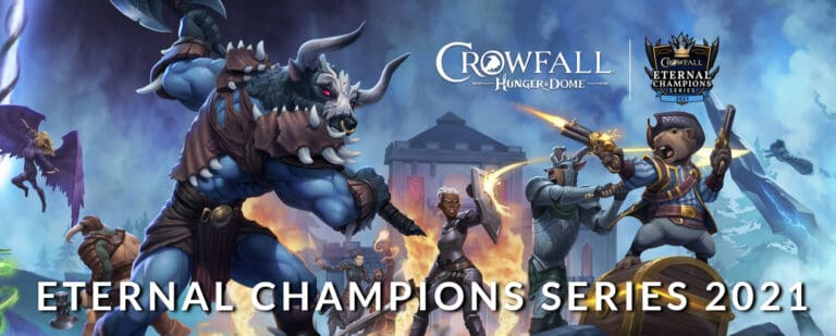 Crowfall Hungerdome, Eternal Champion Series 2021 Begins Tomorrow 1