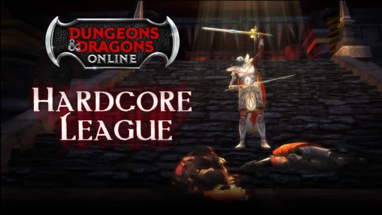 DDO: Hardcore League Season 4 Is Underway 1