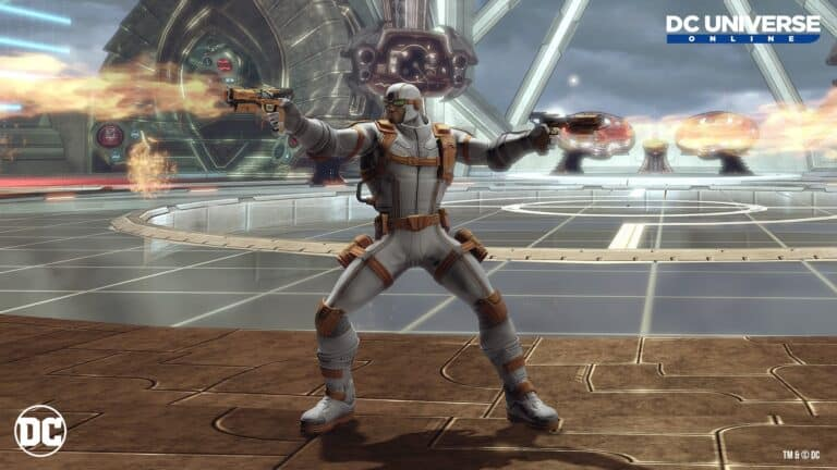 World Of Flashpoint Will Be Free For All DCUO Players 1