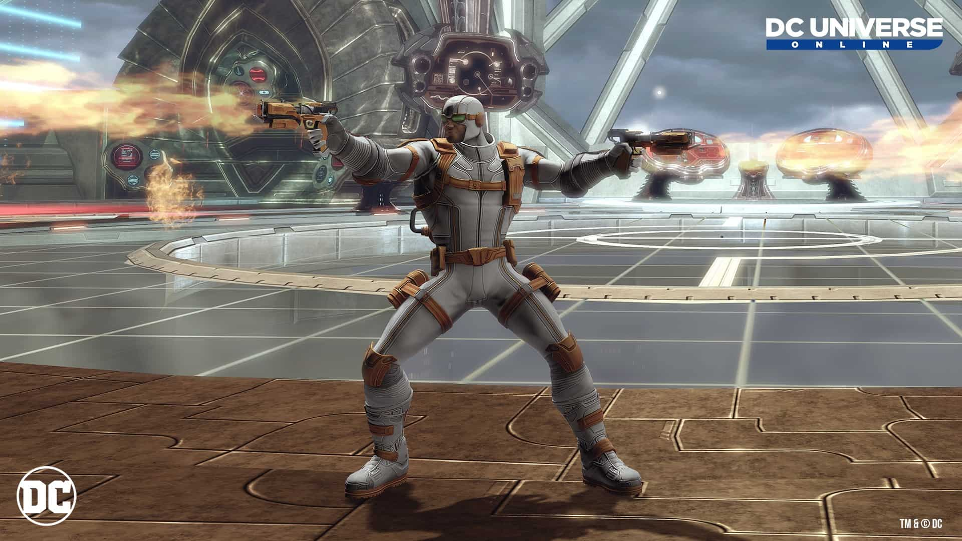 World Of Flashpoint Will Be Free For All DCUO Players