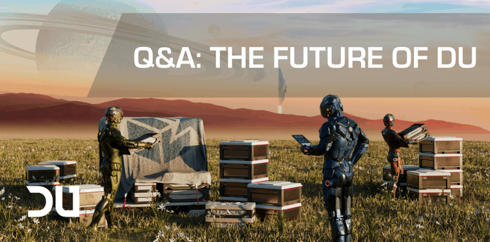 Dual Universe Targets Mid 2022 For Release In Recent Q&A