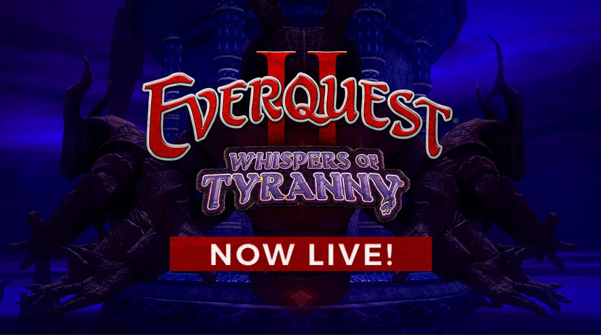 Everquest II Whispers Of Tyranny Is Live 1