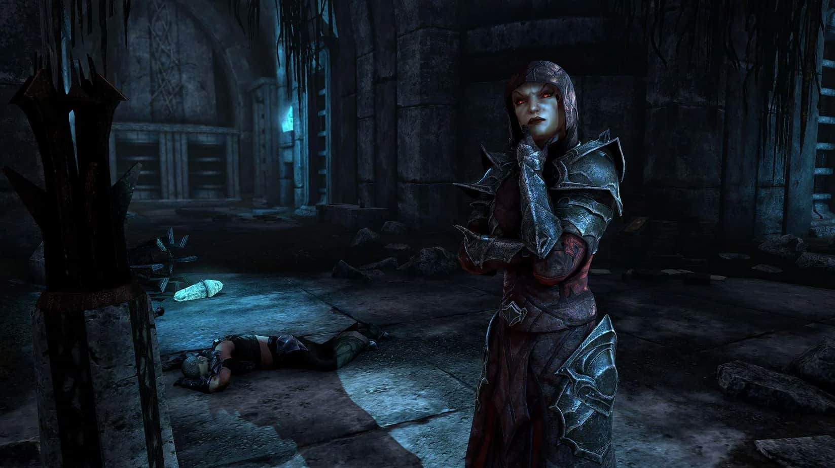 Enhanced Console Edition Coming To ESO, Free To Play Event Underway Along With Blackwood Prologue 5