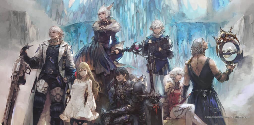 The Best Anime MMORPGs In 2021 14