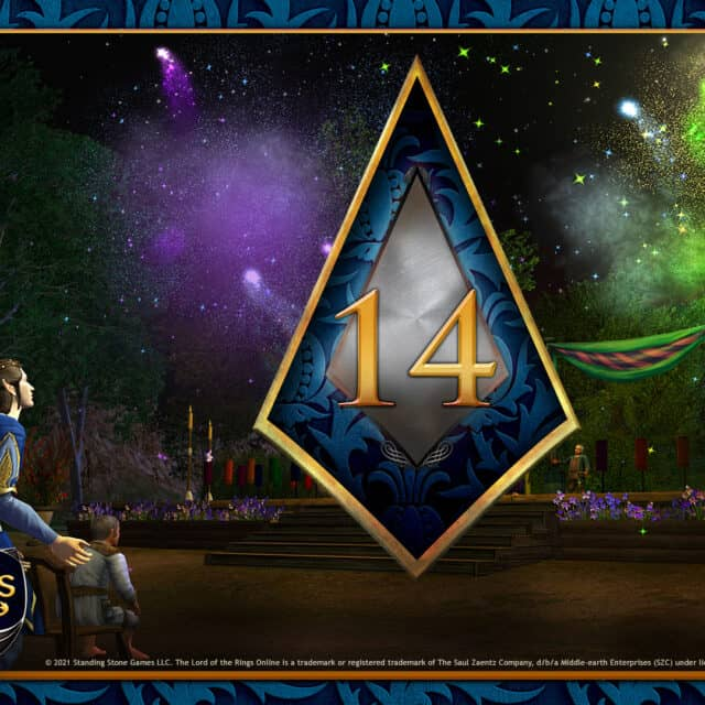 LOTRO Wants You To Find BIlbo + 14 Year Anniversary Event