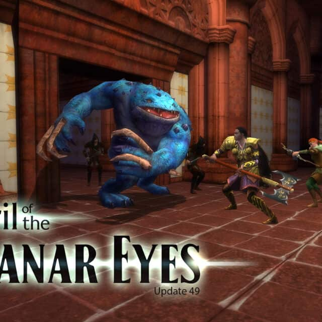 Dungeons & Dragons Online Update 49 Is Live