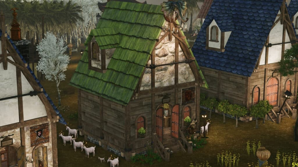 10 MMOs With The Best Player Housing 8