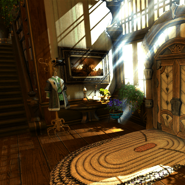 10 MMOs With The Best Player Housing