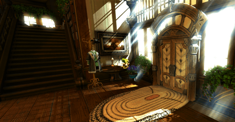 10 MMOs With The Best Player Housing 1