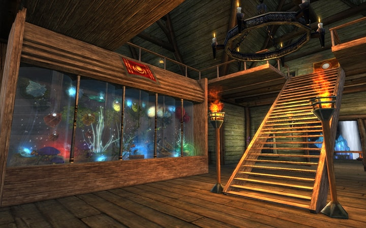 10 MMOs With The Best Player Housing 2