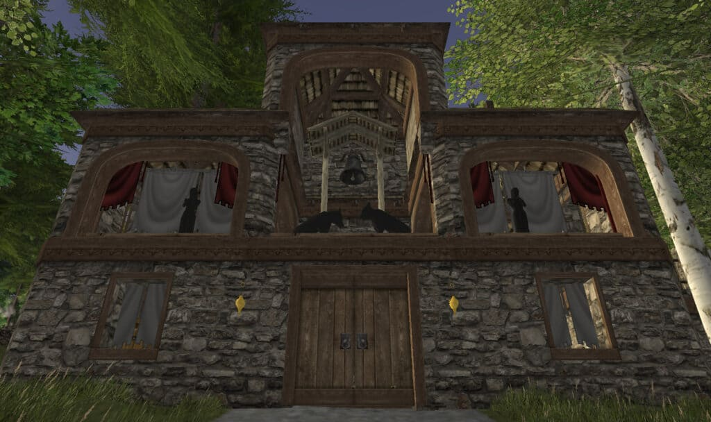 10 MMOs With The Best Player Housing 7