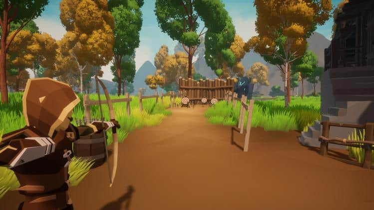 Titan Reach Adds PvP Island And Character Customisation 5