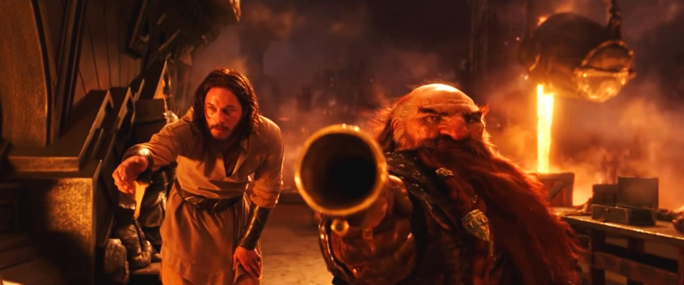 Universal & Warcraft Movie Twitter Account Share 14 Minutes Of Deleted Scenes 1