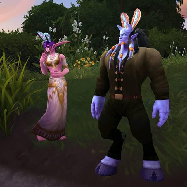 Noblegarden Is Underway In World Of Warcraft