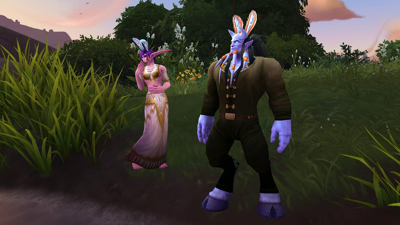 Noblegarden Is Underway In World Of Warcraft 3