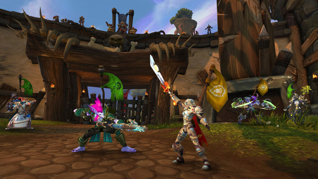 The 12 Best PvP MMOs In 2021 2