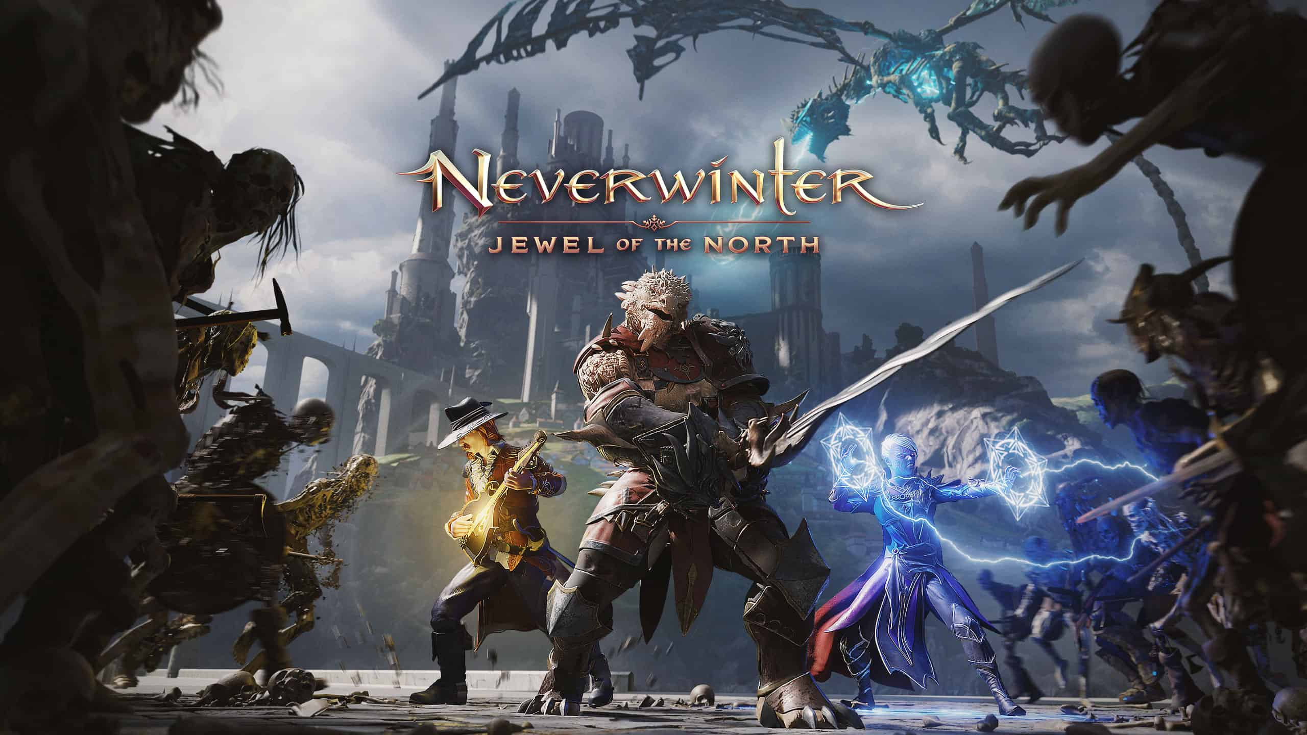 Neverwinter Release Mod 21 Jewel Of The North On Console Along With New Cinematic Trailer 4
