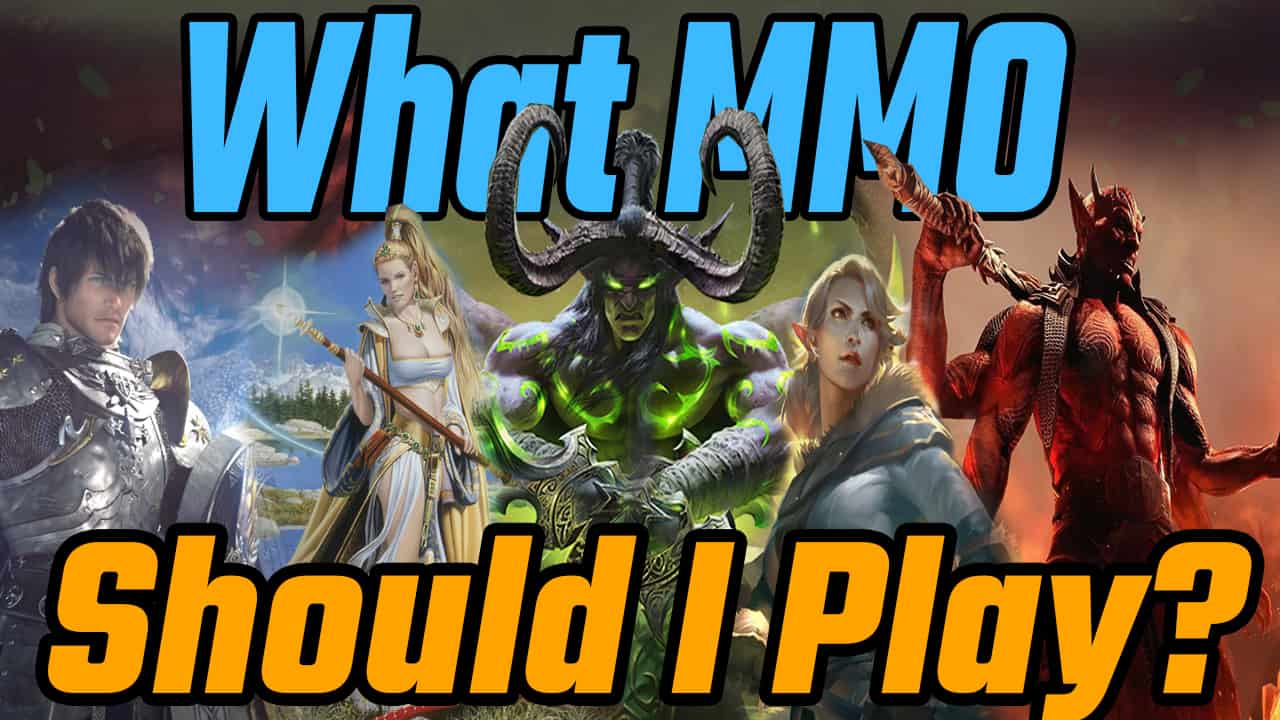 What MMO Should You Play in 2021?