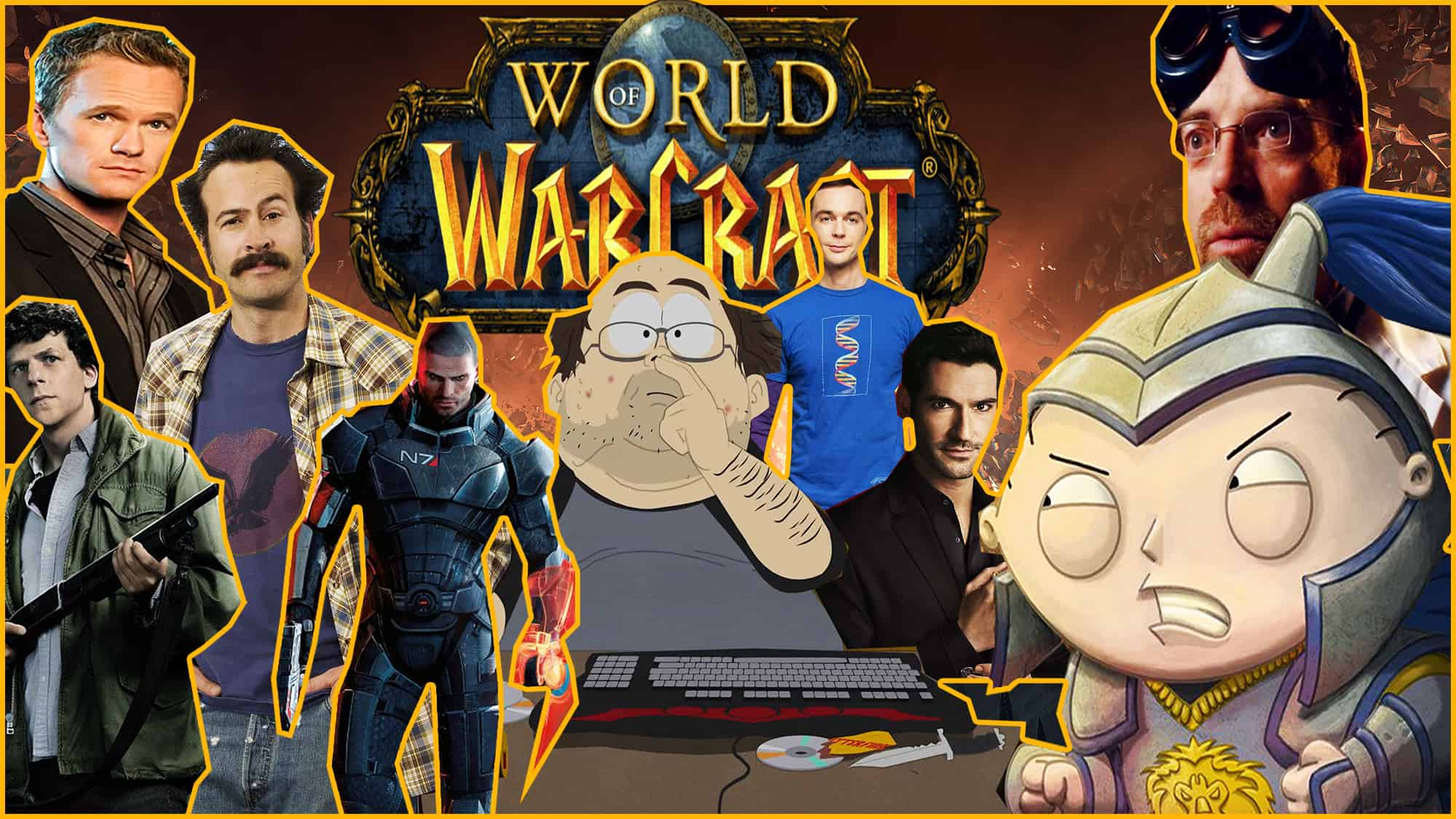 14 Funny World of Warcraft References In Pop Culture 19