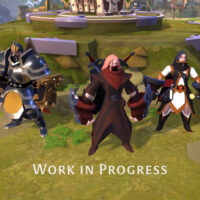Albion Online Previews War Gloves and HQ Hideouts 3