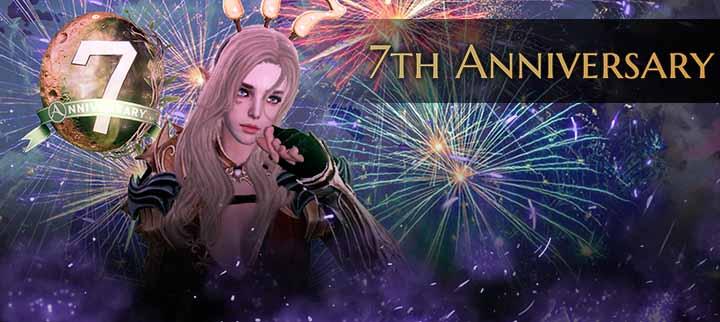 ArcheAge Celebrates 7th Anniversary