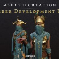 Ashes of Creation September Update Looks at Node Simulation, New Mounts, and Optimizing Performance 5