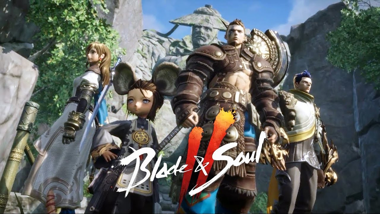 Blade & Soul 2 News