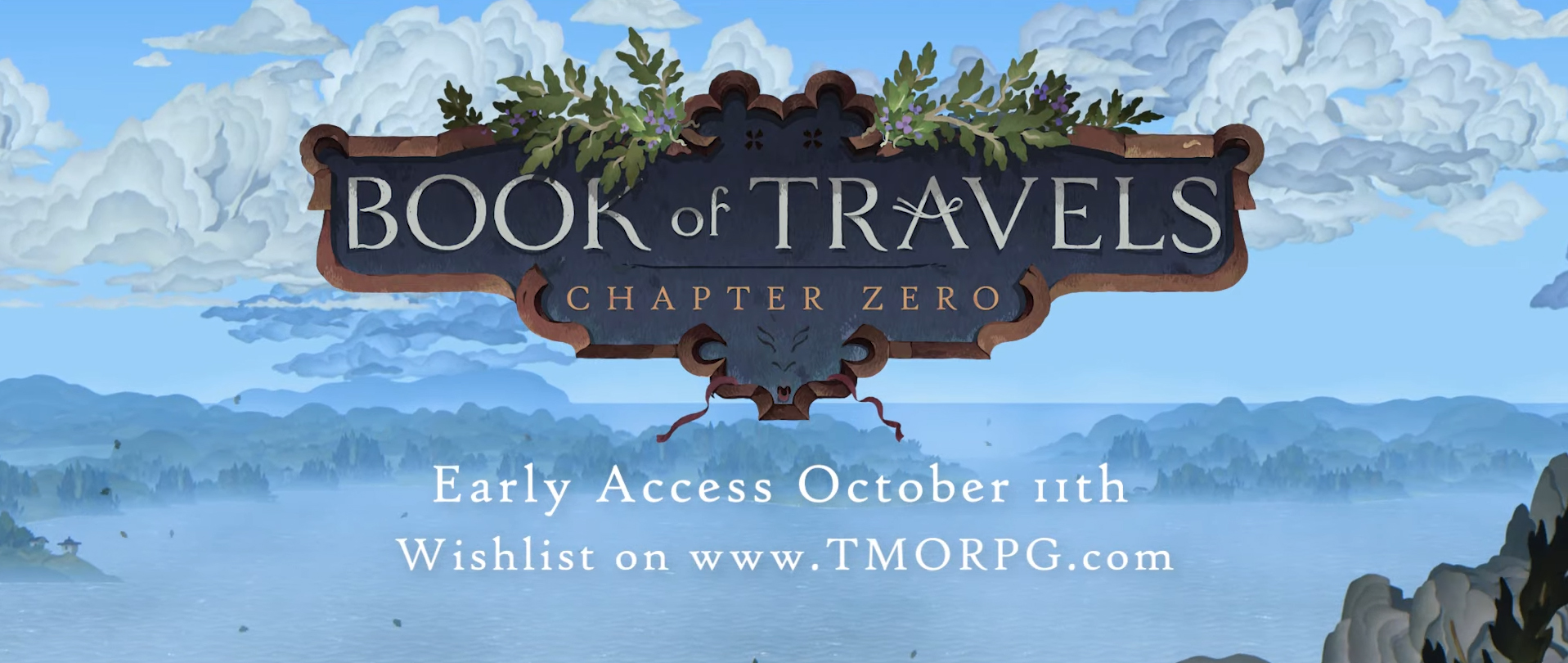 Book of Travels Will Enter Early Access on October 11th