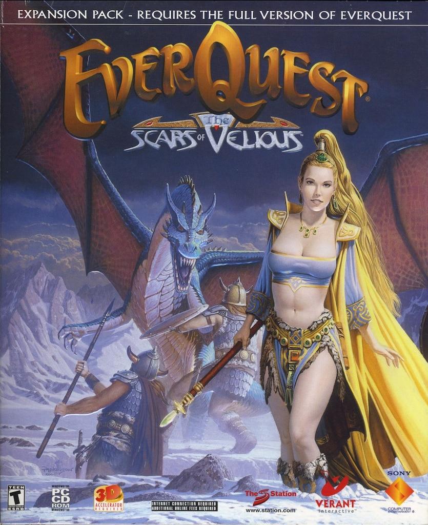 Everquest Nostalgia Overload 9
