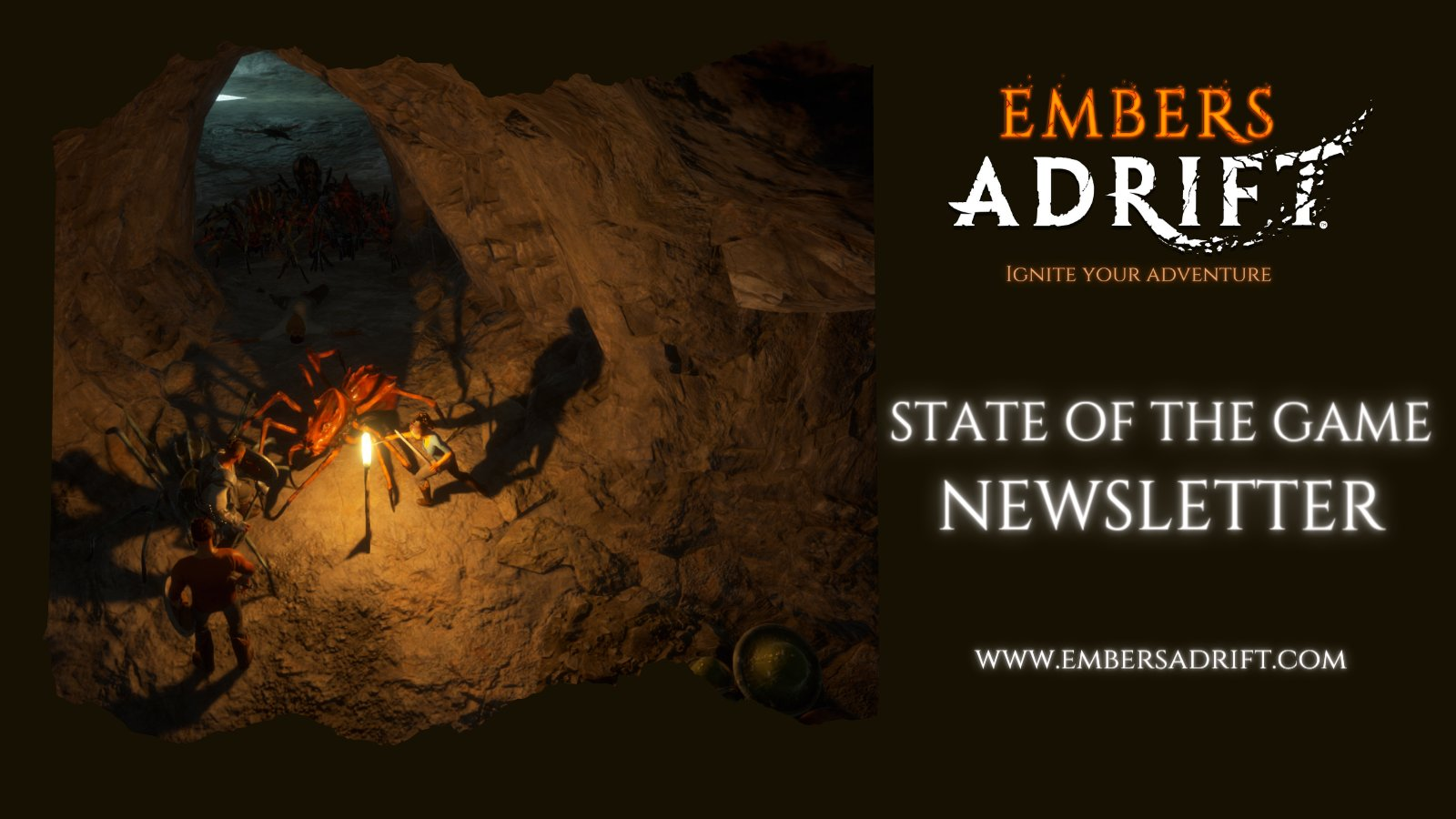 Embers Adrift Might Be Ready To Launch Soon