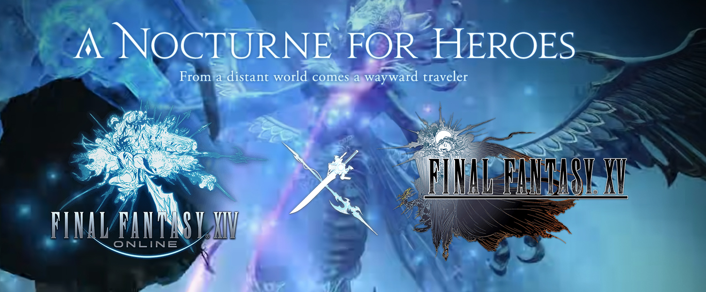 The Final Fantasy XV & Final Fantasy XIV Collaboration Event Returns On September 13th