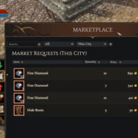 Fractured Shows Off Changes to Attributes, Marketplace, and the Mailbox coming in Fall Alpha 5